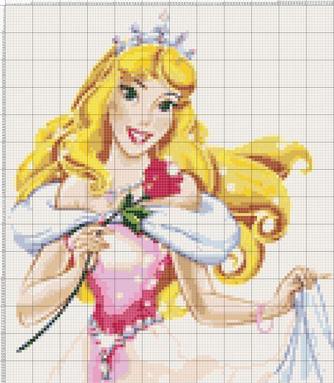 Вышивка крестом схема простые рисунки