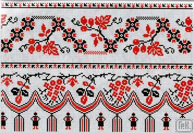 А это фото белоруской вышивки