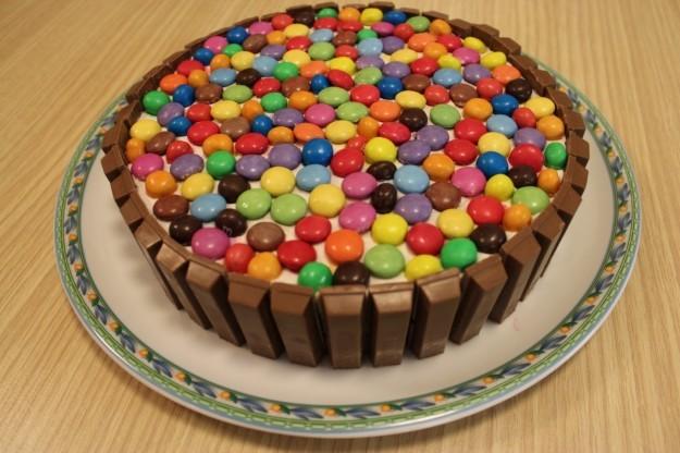 Торт своими руками на день рождения детей фото