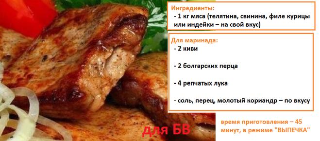 Рецепты мариновки мяса из свинины