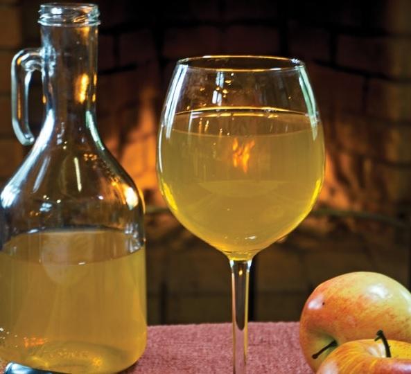 Домашнего вина из яблок без дрожжей