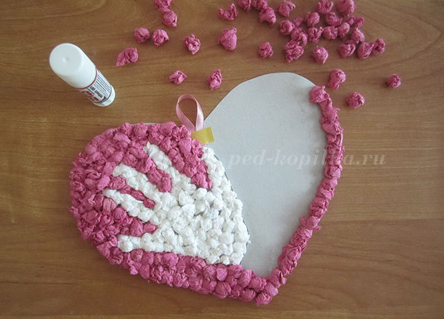 Сделай своими руками на день валентина