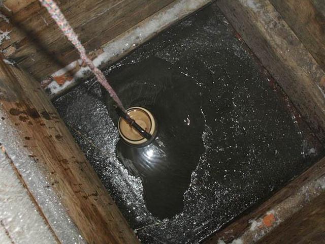 Что делать если в колодце вода с глиной