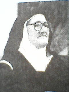 Боговидица Люсия Фатимская в преклонном возрасте.