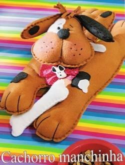 подушка собачка