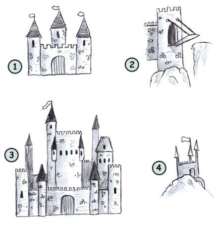 Как рисовать схему к задачи