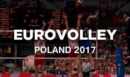 волейбол чемпионат европы 2017 смотреть