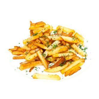 сколько калорий в жареной картошке с грибами на растительном масле