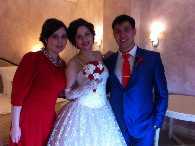 Любительские фотки невест