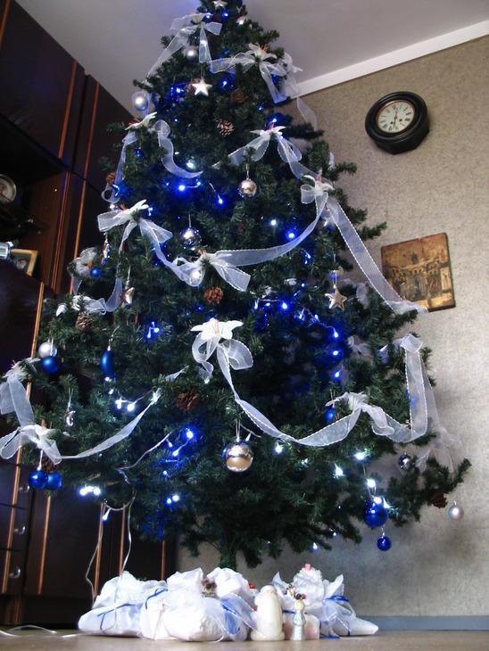Как украсить елку в 2015 году своими