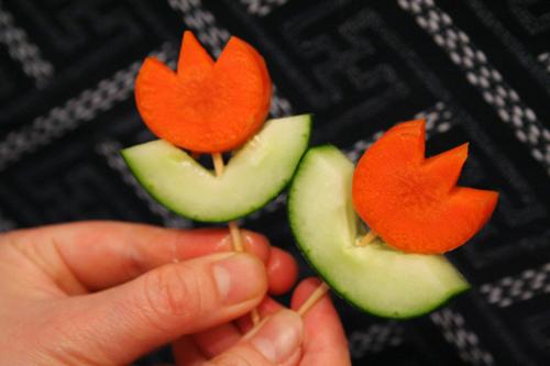 Как сделать овощи своими руками фото