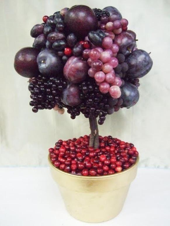 Маленькие фрукты своими руками