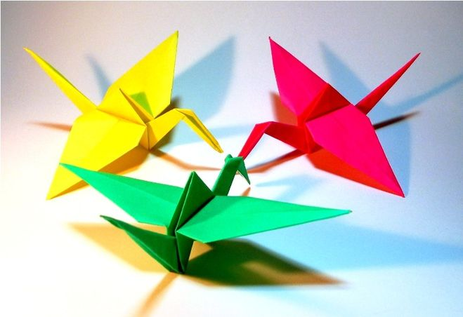 Origami Art 15 Exquisite Folded Paper Designs from the