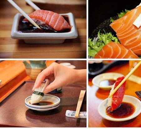 Как правильно есть суши, роллы?