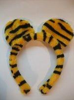 Сделать уши тигра своими руками