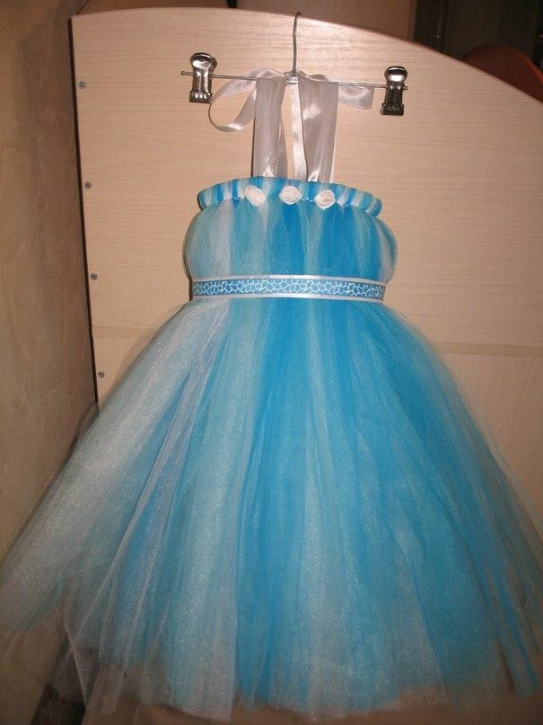 Платье сшить из ленты