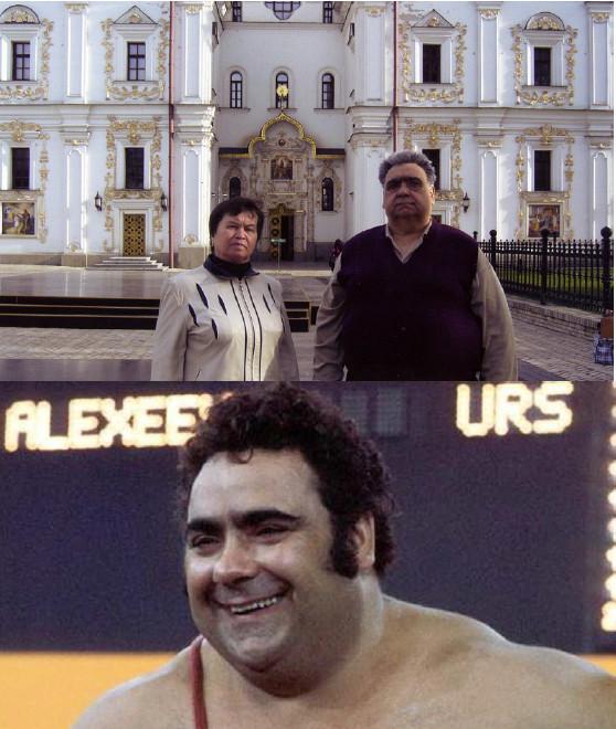самый сильный человек в мире за всю историю человечества Василий Алексеев