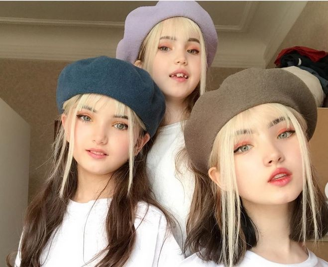 Карамбейби с сёстрами