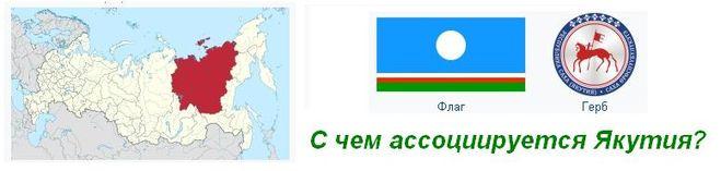 ассоциации к слову Якутия, чем богата Якутия, кто живёт в Якутии