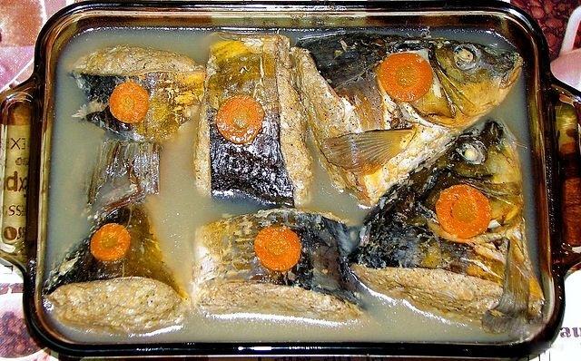 рецепт рыбы фиш по-еврейски видео