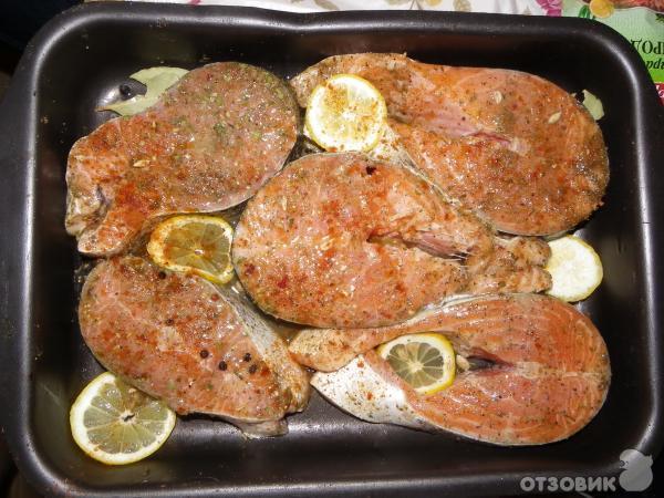 Кета в духовке самые вкусные рецепты 167