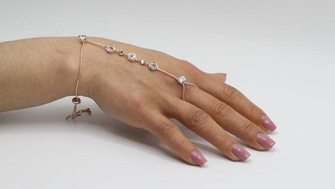 слейв-браслет на руку