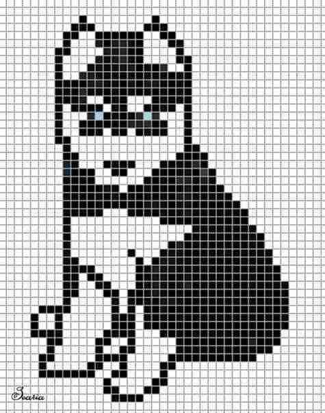 Вышивка собака черно белая