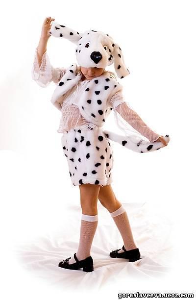 Как своими руками сделать костюм собаки