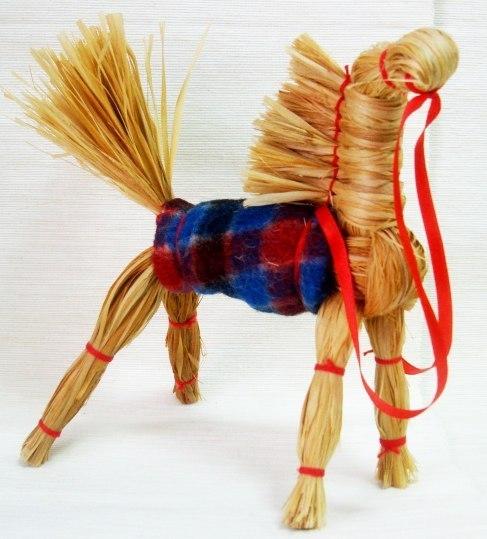 Мастер класс по лошадке