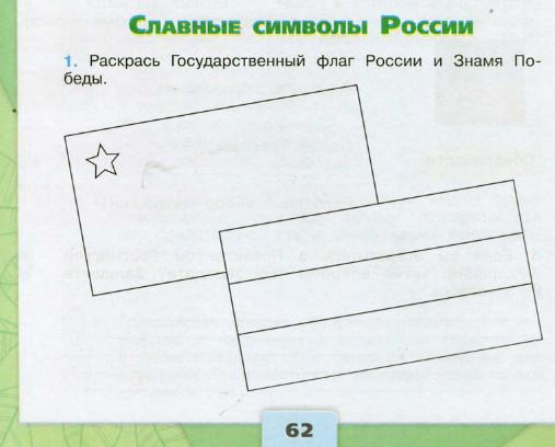 Ответы. Славные символы России 4 класс Окружающий мир. Рабочая тетрадь 2 часть