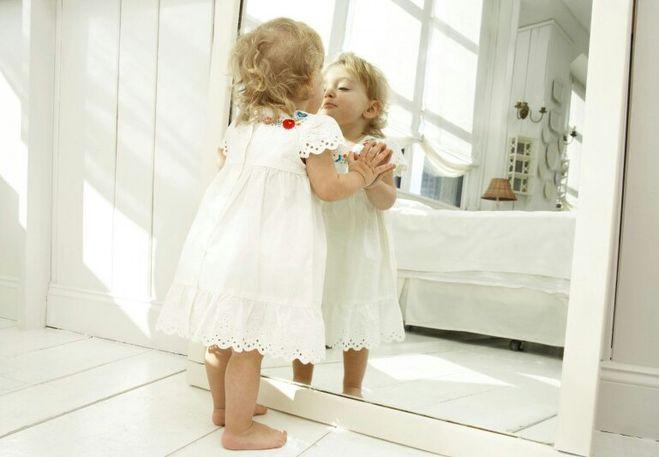 Мир - зеркало
