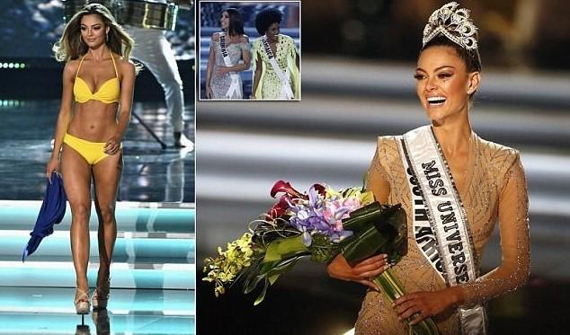 мисс вселенная 2017 победительница 26 нобря