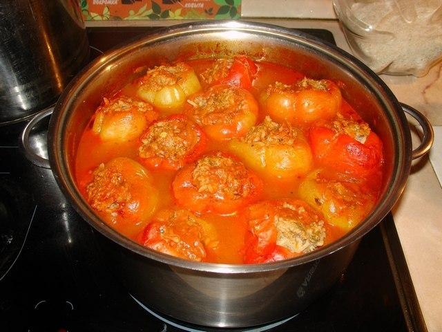 Рагу из тыквы с фасолью в томатном соусе, пошаговый рецепт с фото