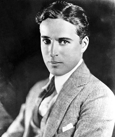 Чарльз Чаплин (Charles Chaplin)