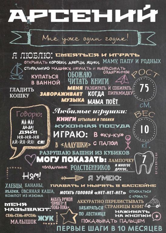 Постер метрика шаблон скачать