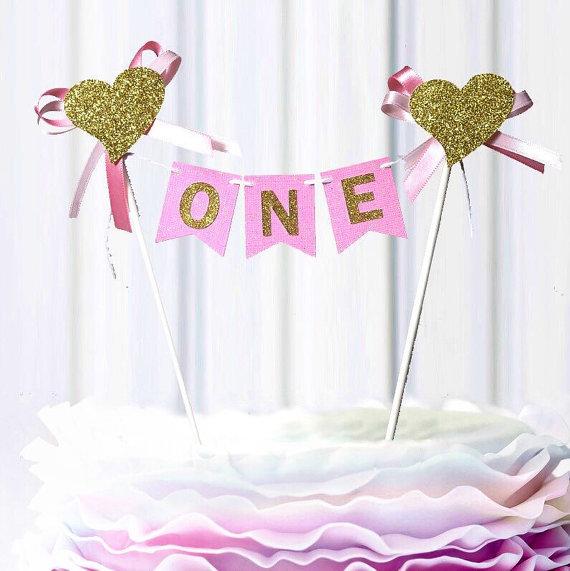 Топпер для торта на день рождения своими руками 94
