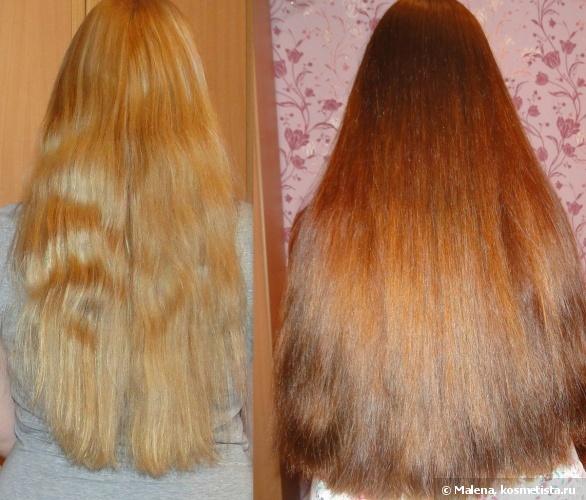 Сера для волос отзывы
