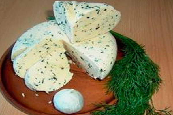Как сделать сыр соленым