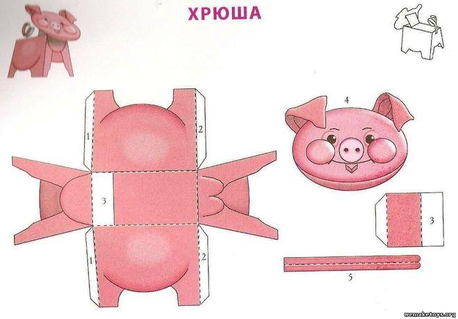 Поделки из бумаги эскизы