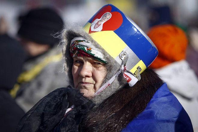 Bildergebnis für украина кастрюли на голове