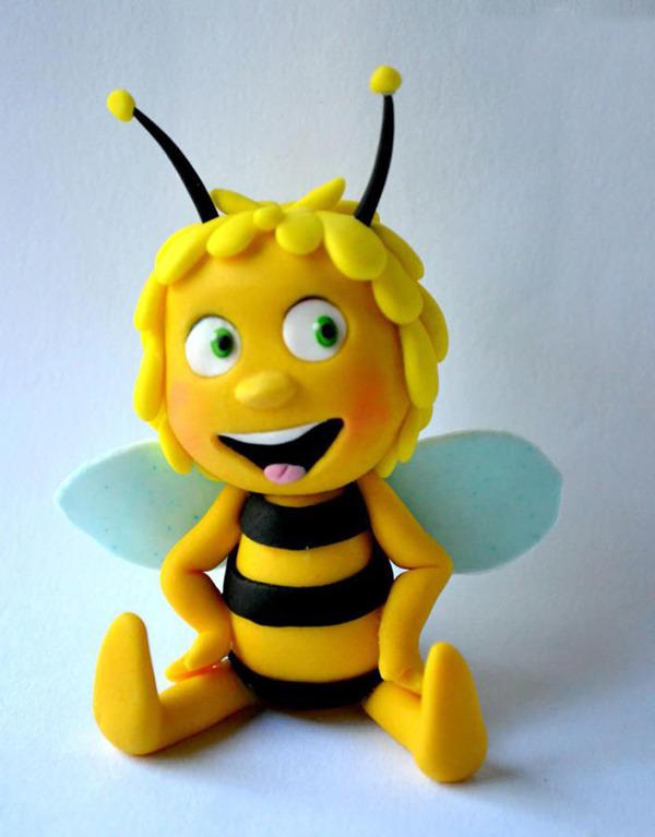 Пчелки можно сделать