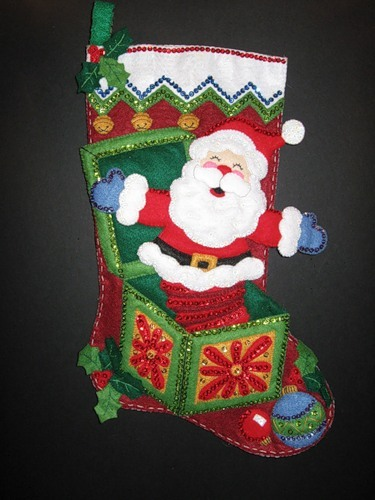 новогодний сапожок, выкройки, выкройки рождественского сапожка