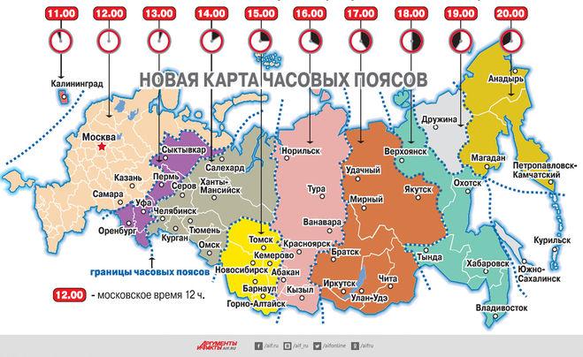 Карта третьего этапа перелета