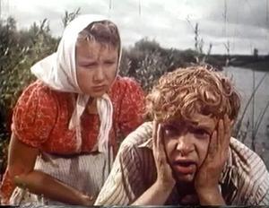 """Где снимали фильм """" Солдат Иван Бровкин """"?"""
