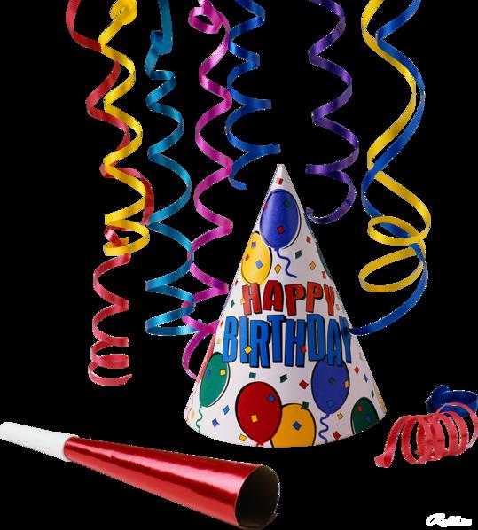День рождения колпаки дуделки