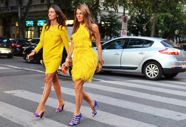 Модные платья лето 2017 женская