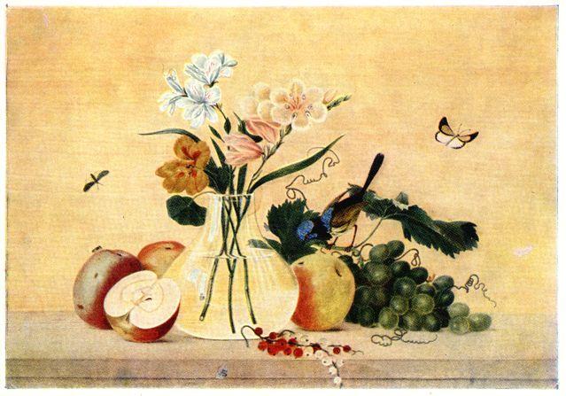 Как написать сочинение по картине Ф. Толстого