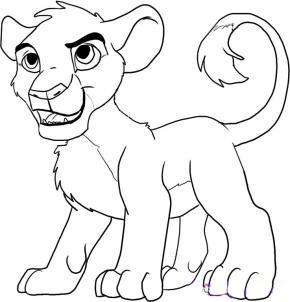 король лев 3 возвращение рыка