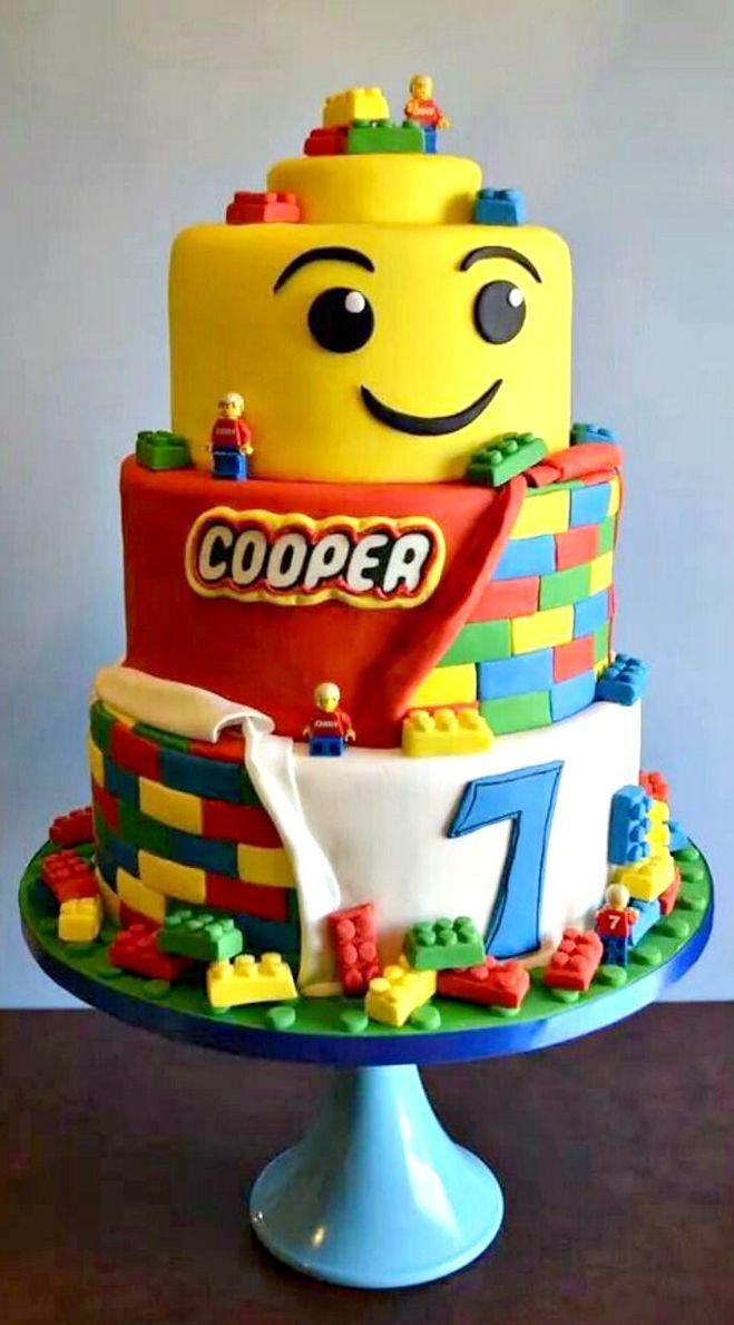 Лего как сделать торты 963