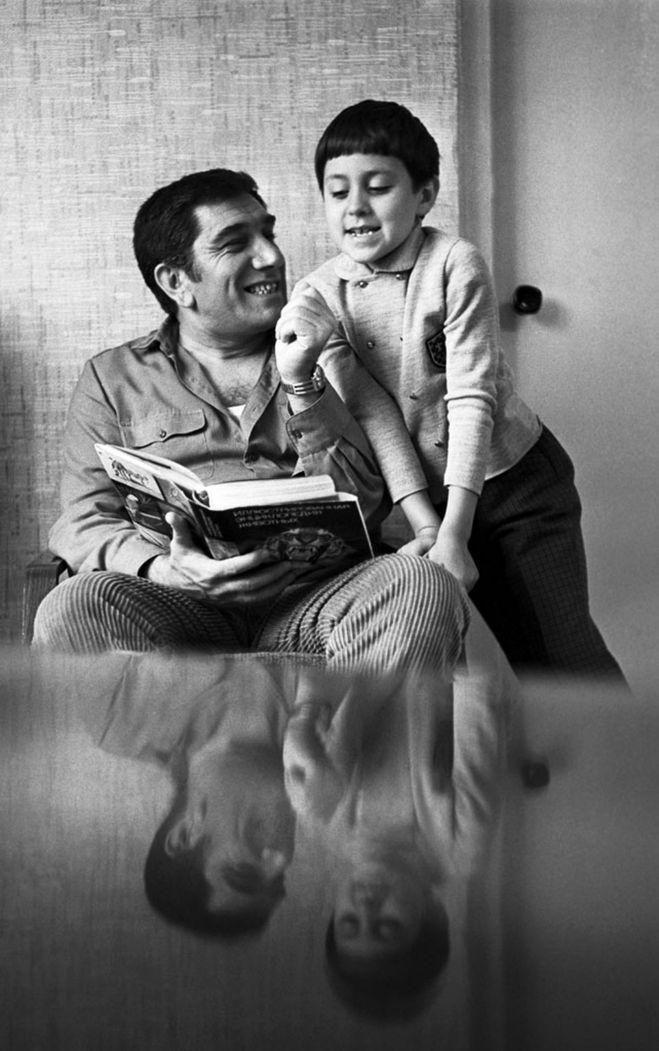 Армен джигарханян дети фото